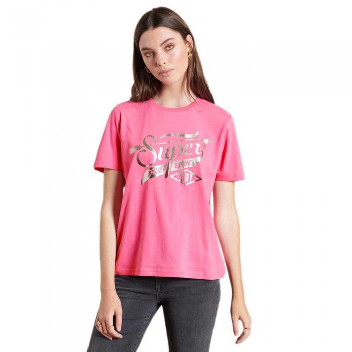 [해외]슈퍼드라이 Workwear 5 Standard 137774875 Punch Pink
