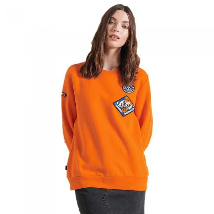 [해외]슈퍼드라이 Standard Patch 137715729 LA Shocker Orange