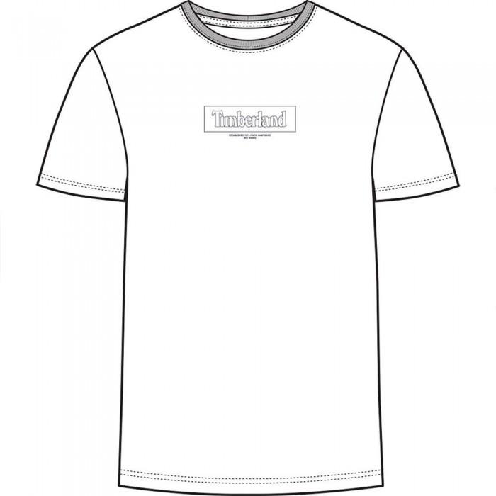 [해외]팀버랜드 Kennebec River Mini Linear Logo Carrier Crew Regular 137628683 White