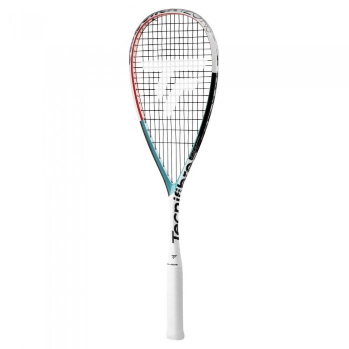 [해외]테크니화이버 Carboflex NS 125 Airshaft Squash Racket 12137651098 White