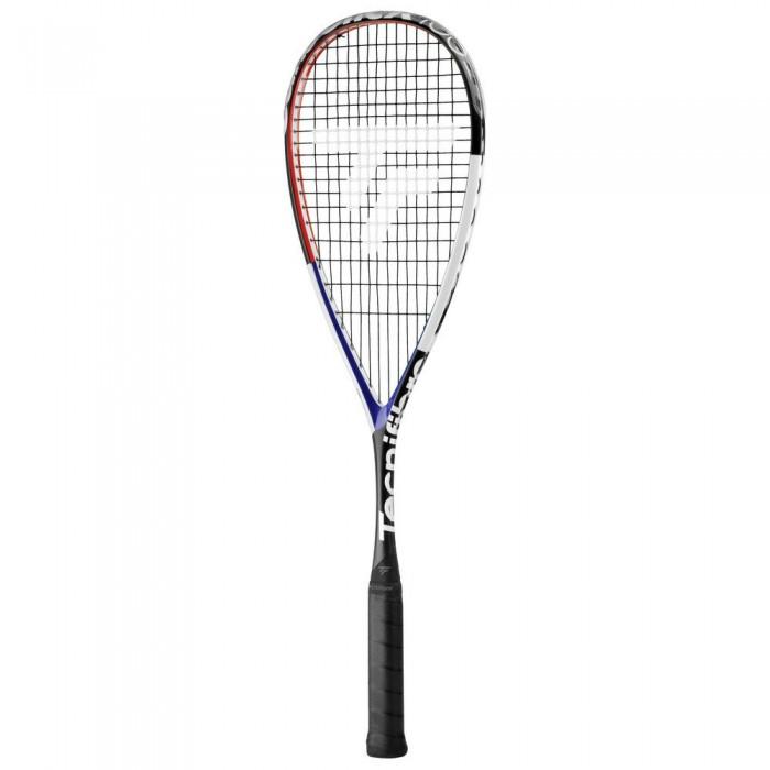 [해외]테크니화이버 Carboflex 135 Airshaft Squash Racket 12137651101 Black / White
