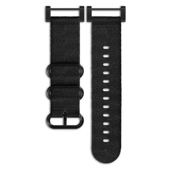 [해외]순토 Essential Textile Strap 7136881604 Black