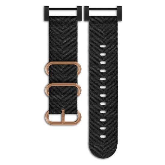 [해외]순토 Essential Textile Strap 7136881606 Black