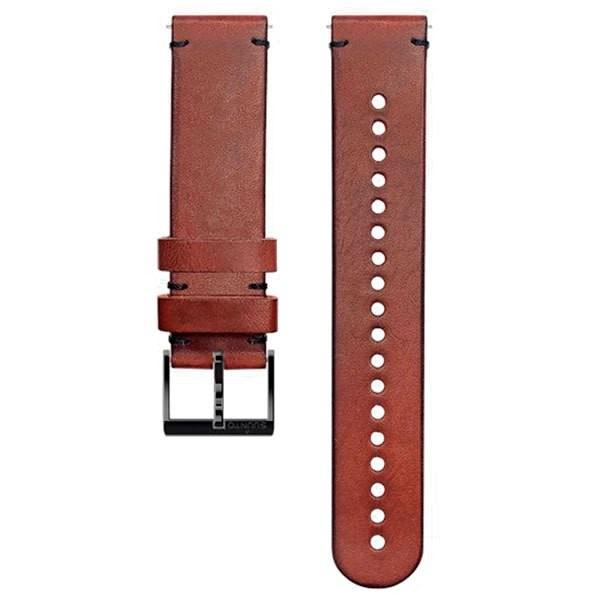 [해외]순토 Urban 2 Leather Strap 20 mm 7137530473 Brown / Black