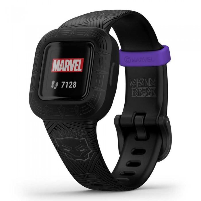 [해외]가민 Vivofit Junior 3 Smartwatch 14137824423 Black Panther