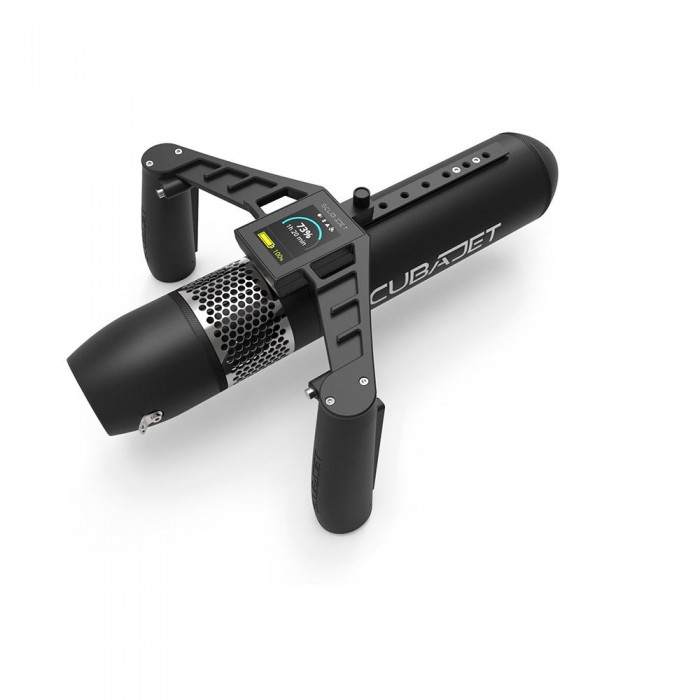 [해외]SCUBAJET Pro Dive 400W With Nose Light 10137865618 Black