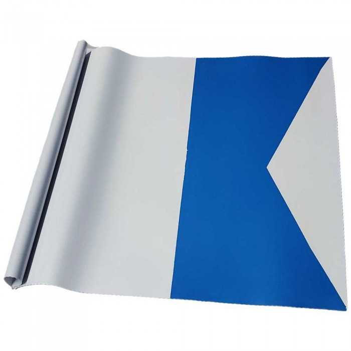 [해외]METALSUB Alpha PVC Flag 10137890261 Blue / White