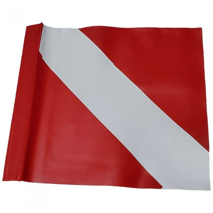 [해외]METALSUB Diving PVC Flag 10137890262 Red