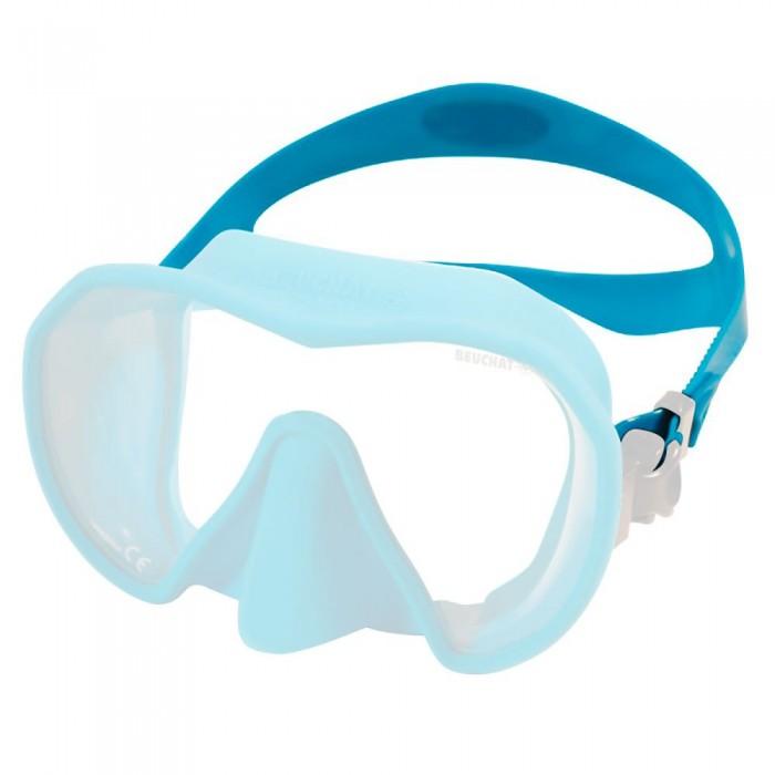 [해외]부샤 Maxlux S Silicone Strap 10137861764 Electric Blue