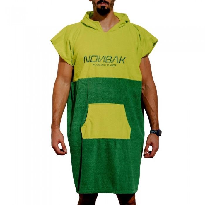 [해외]NONBAK Surf Poncho 6137812830 Lime