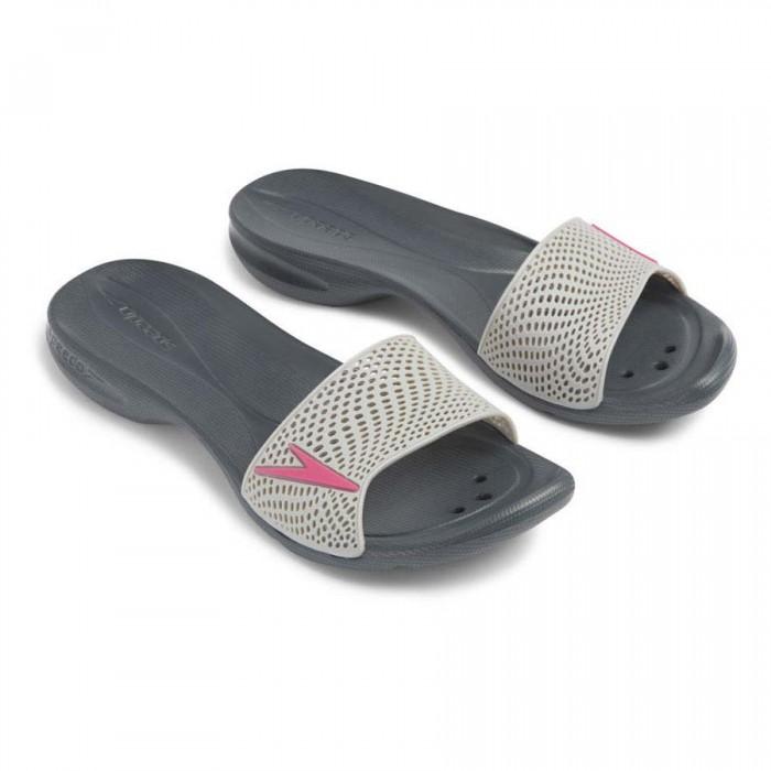 [해외]스피도 Atami II Max Flip Flops 6136353591 Grey / Silver