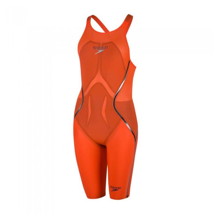 [해외]스피도 Fastskin LZR Racer X Open 6136905657 Hot Orange / Black