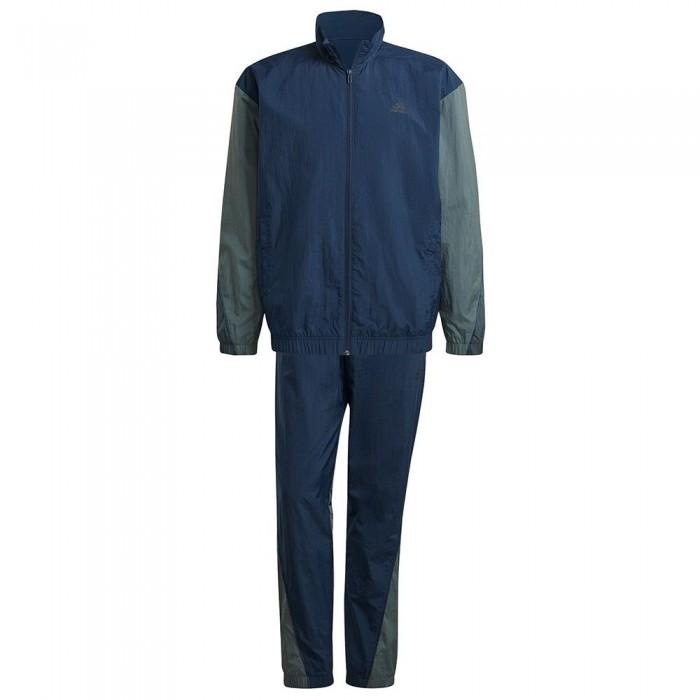 [해외]아디다스 Sportswear Z.N.E. Metallic Inserts 6137913607 Crew Navy