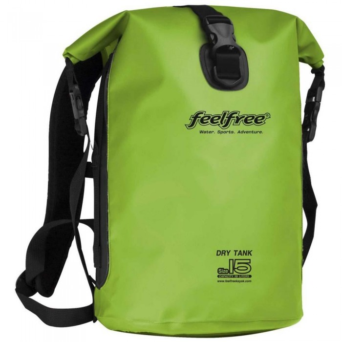 [해외]FEELFREE GEAR Dry Tank 15L 14136763217 Lime