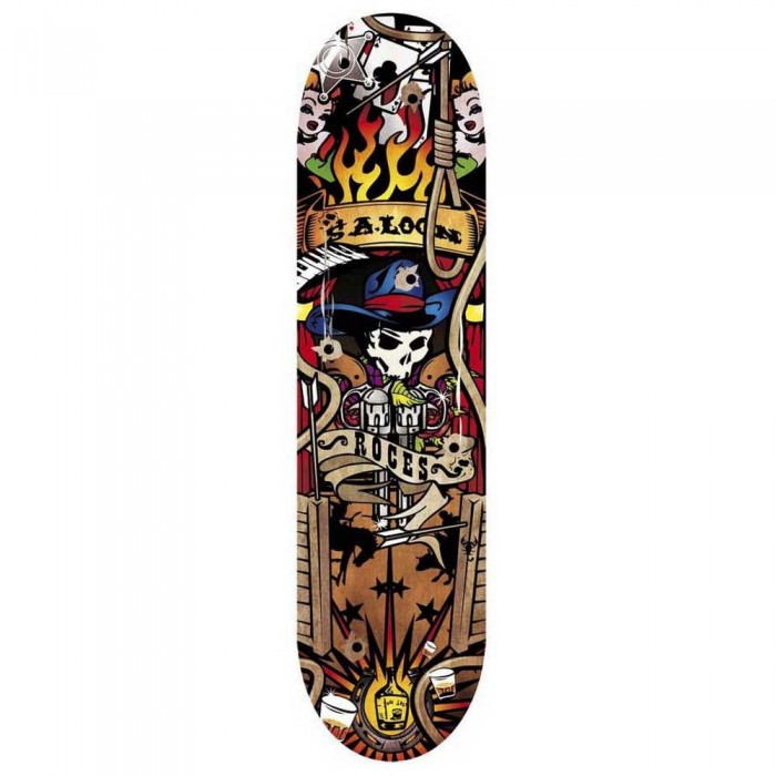 [해외]로체스 Cowboy Skateboard 14137896233
