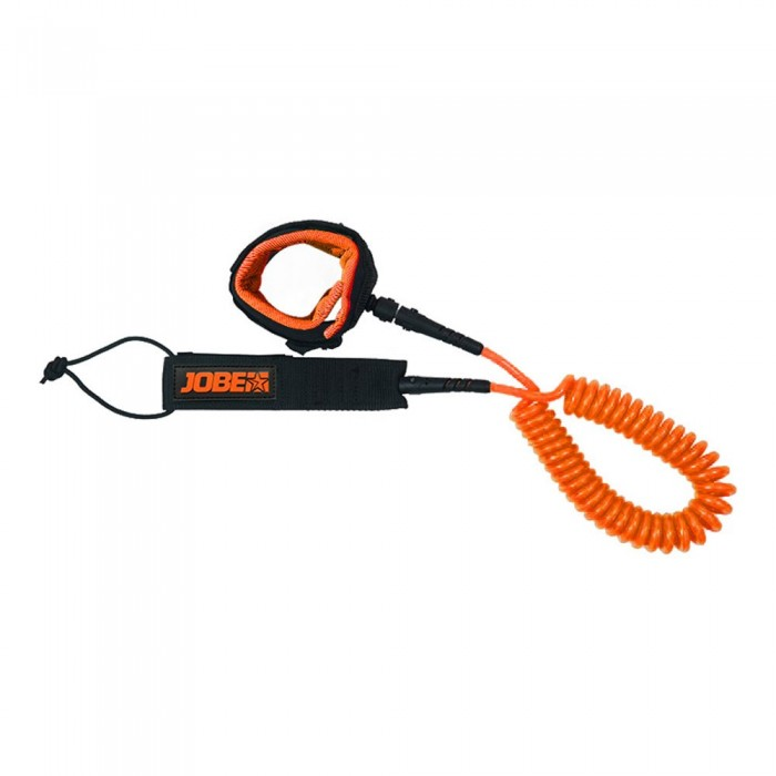 [해외]JOBE SUP Leash Coil 14137838456 Orange