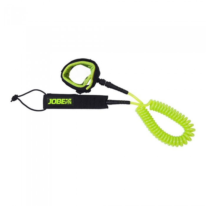 [해외]JOBE SUP Leash Coil 14137838457 Lime