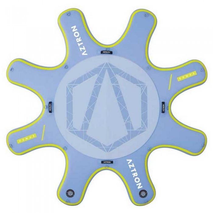[해외]AZTRON Venus Fitness Hub 14137870217 Blue / Lime