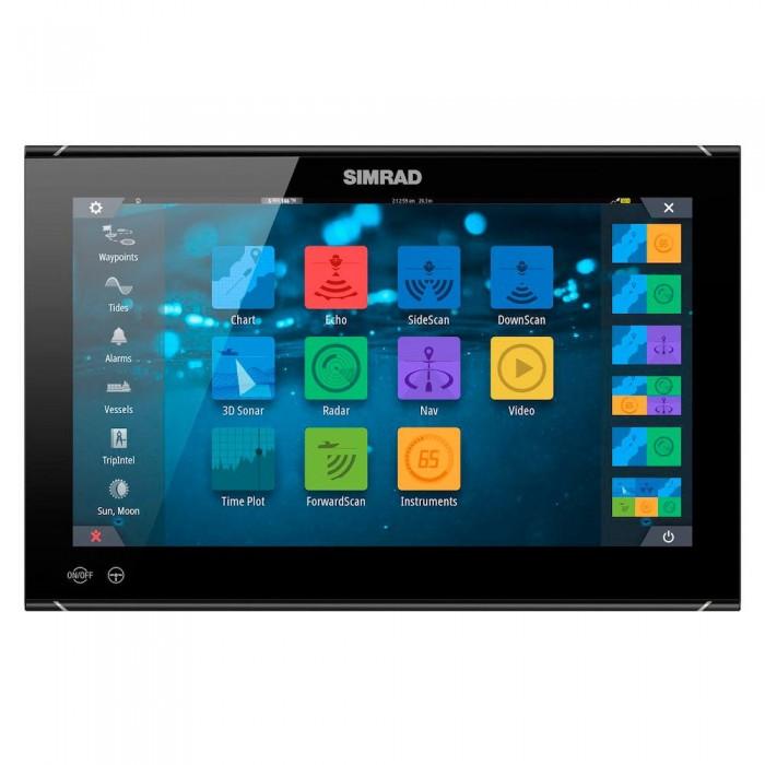 [해외]SIMRAD NSO evo3 MFD 16´´ Display Only 8137807455 Black