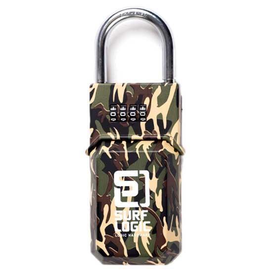 [해외]SURFLOGIC Key Security Lock Maxi 8136846036 Camo