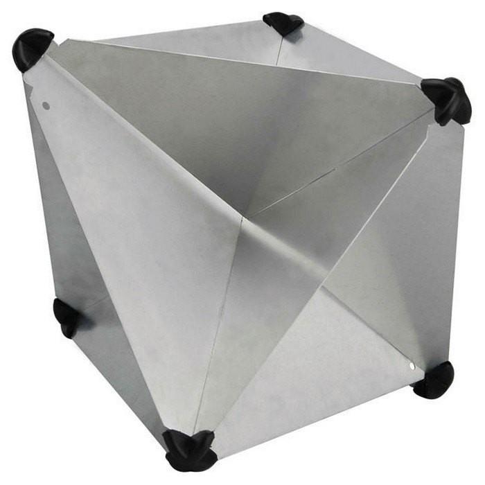 [해외]LALIZAS Radar Reflector 340x470 mm 8137796510 Silver