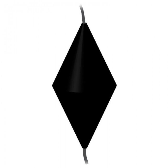 [해외]LALIZAS Day Signal Diamond 120x60 cm 8137796557 Black