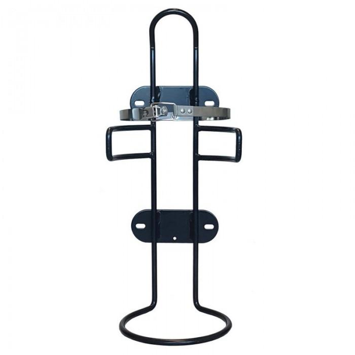 [해외]LALIZAS Marine Bracket For Fire Extinguisher CO2 8137796583 Black