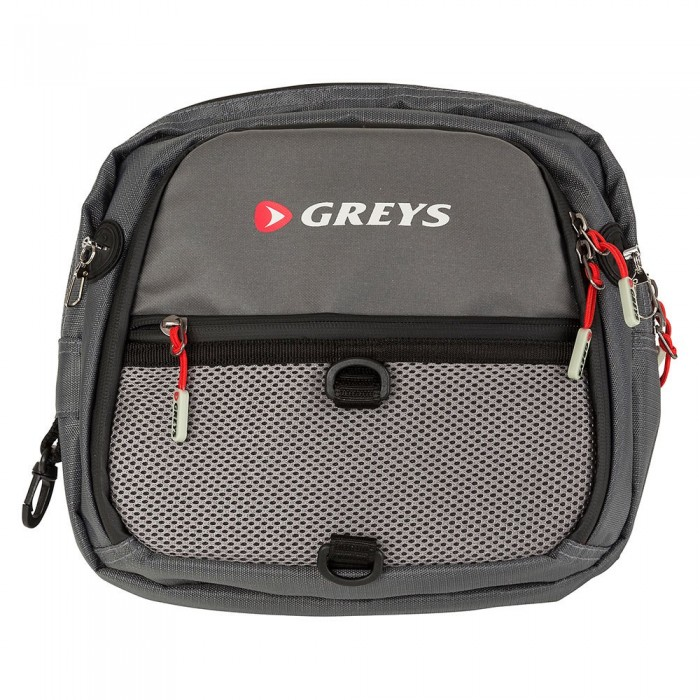 [해외]GREYS Chest Pack 8137864397 Grey