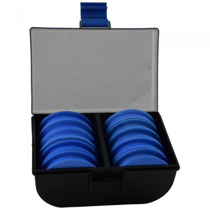 [해외]GARBOLINO Feeder/Bomb Hooklenght Box 8137874047 Black / Blue