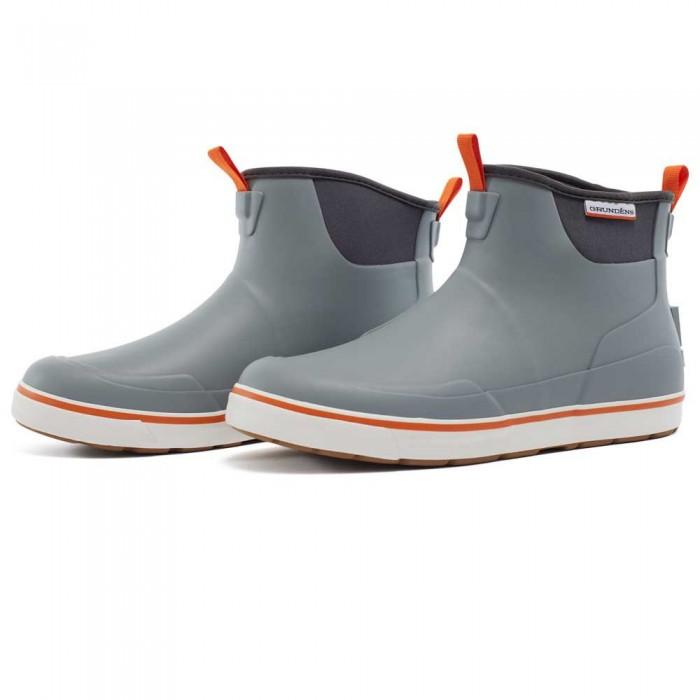 [해외]GRUNDENS Deck Boss Ankle 8137873102 Grey