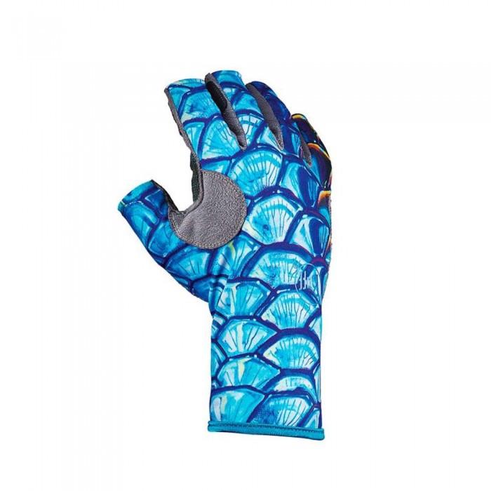 [해외]버프 ? Water II 8135995617 Dy Tarpon Scales Blue L/Xl