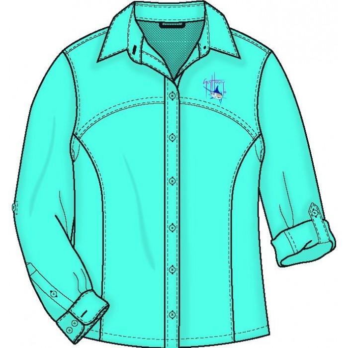 [해외]GUY HARVEY Sport Tech 81227634 Turquoise