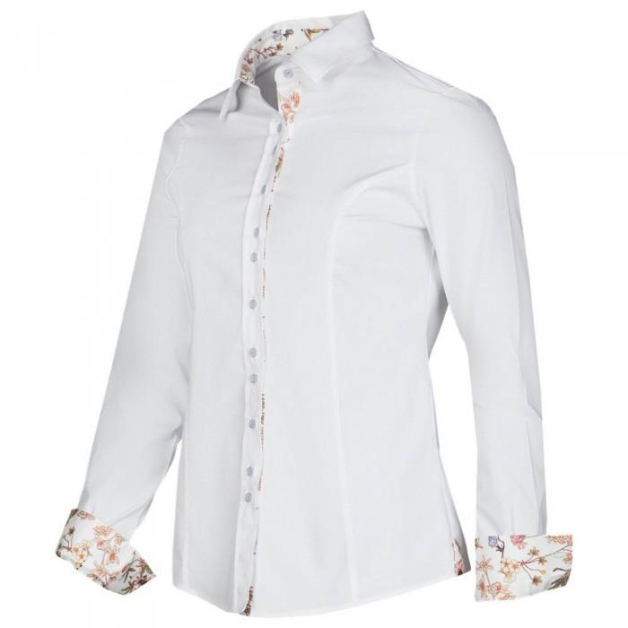 [해외]BALENO Mary 8137797373 White / Flower