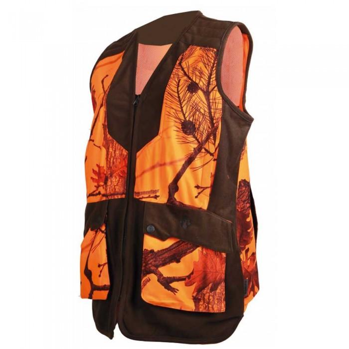 [해외]SOMLYS 248 8137814972 Camo Orange / Brown