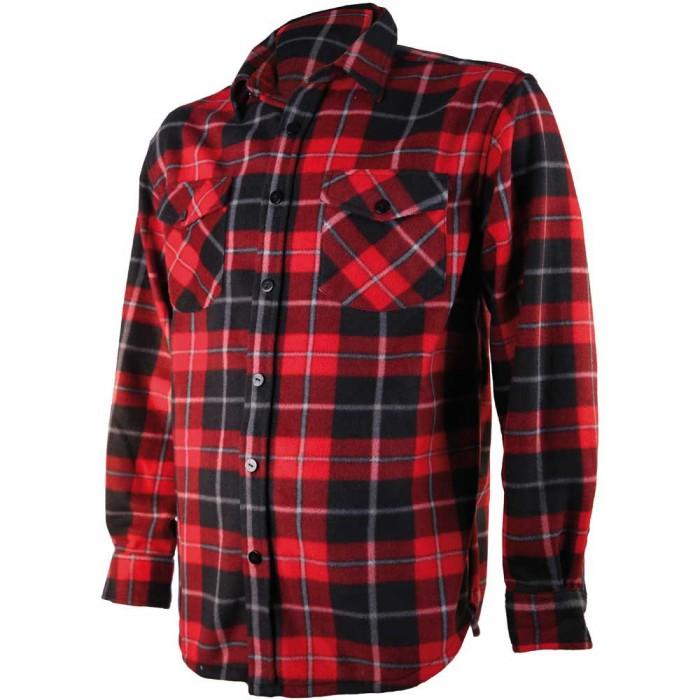 [해외]SOMLYS Shirt Tiles Polar 8137815098 Red