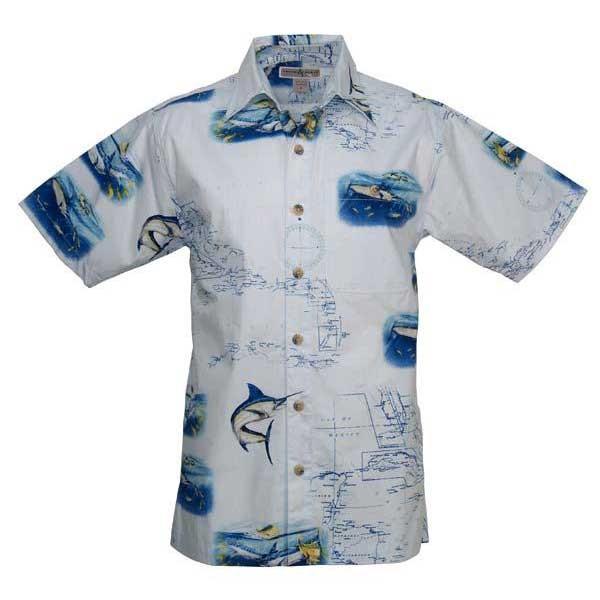 [해외]HOOK AND TACKLE Global Sportsman 849074 Blue Mist