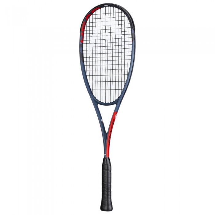 [해외]헤드 RACKET Graphene 360+ Radical 135 X Squash Racket 12137933586 Dark Blue / Red