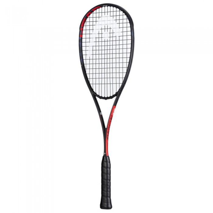 [해외]헤드 RACKET Graphene 360+ Radical 120 SB Squash Racket 12137933587 Black / Red