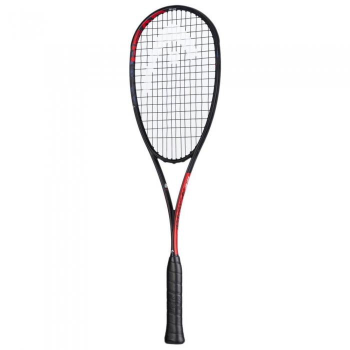 [해외]헤드 RACKET Graphene 360+ Radical 135 SB Squash Racket 12137933588 Black / Red