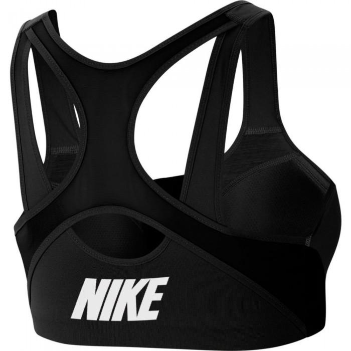[해외]나이키 Dri Fit Shape High Support Padded 12137913750 Black / Black / White