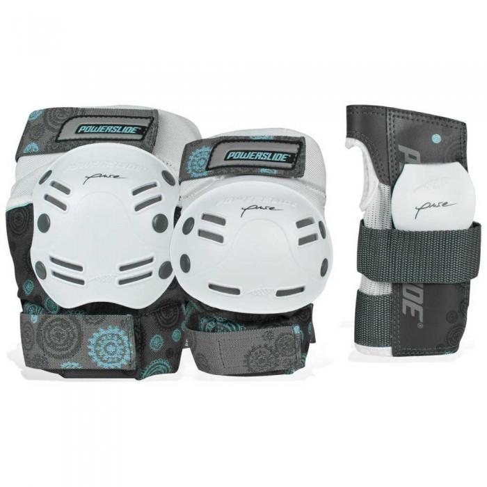 [해외]파워슬라이드 Standard Pure Tri Pack 14137870575 Grey / White / Lightblue
