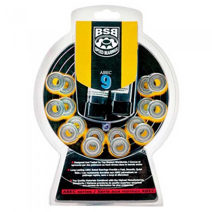 [해외]KRF BSB ABEC 9 16 Units 14137923609 Steel