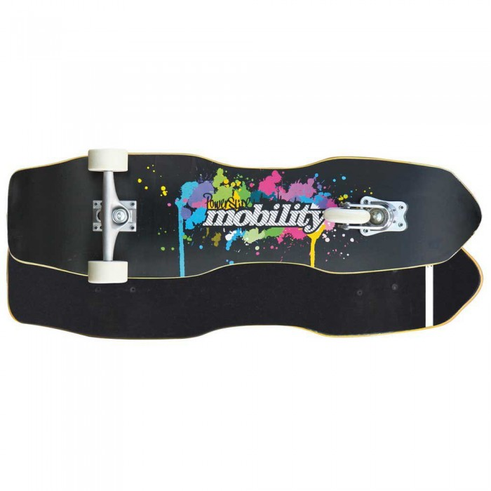 [해외]파워슬라이드 Quakeboard Cruiser 14137870531 Black / Colorful