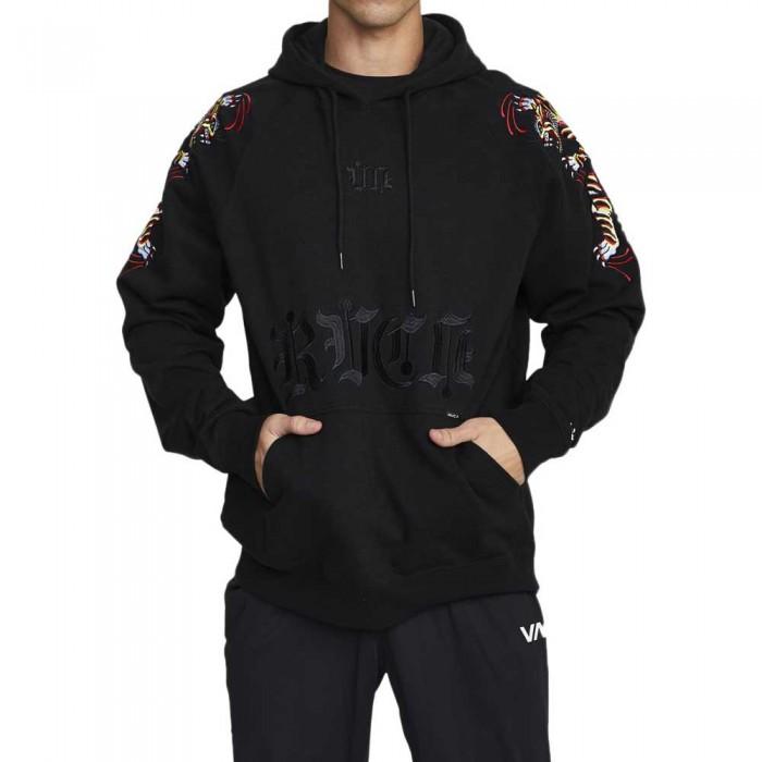 [해외]루카 Tiger Krak Fleece 14137676784 Black