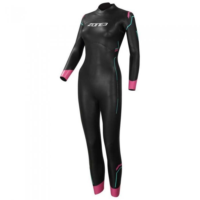 [해외]ZONE3 Agile 6137937163 Black / Pink / Turquoise