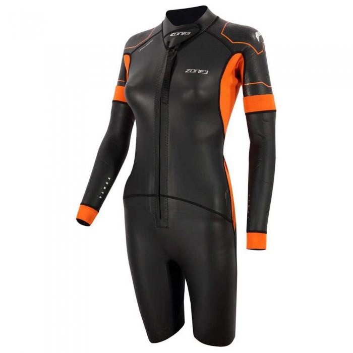 [해외]ZONE3 Versa Swimrun 6137937168 Black / Orange / Gunmetal