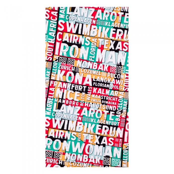 [해외]NONBAK Ironworld Towel 6137929604 Multicolor