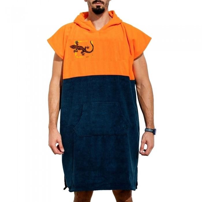 [해외]NONBAK Poncho Surf Lizard 6137929608 Orange