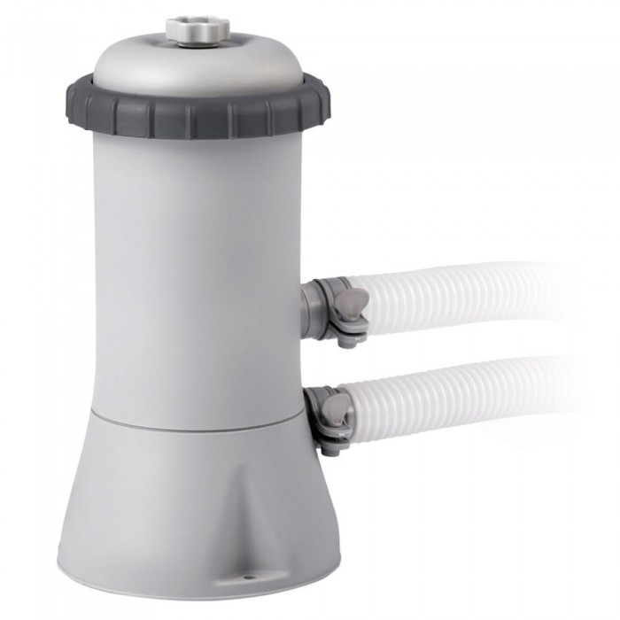 [해외]인텍스 Krystal Clear Cartridge Filter Pump 2.006 L/H Type A Filters 6137204450