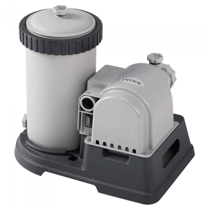 [해외]인텍스 Krystal Clear Cartridge Filter Pump 6137204460